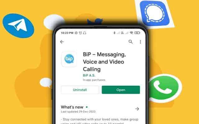 BiP App Kya Hai Aur Kaise use Kare - Kya BiP App Safe Hai