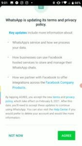 WhatsApp New Privacy Policy Me Kya Hai