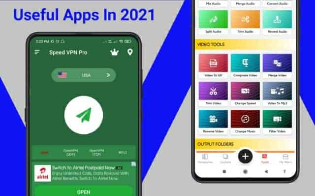 Top 5 Best Android Apps January 2021
