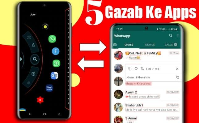 Top 5 Android Apps - Hindi