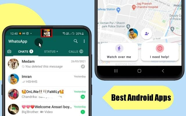 Best Android Apps 2021 Hindi
