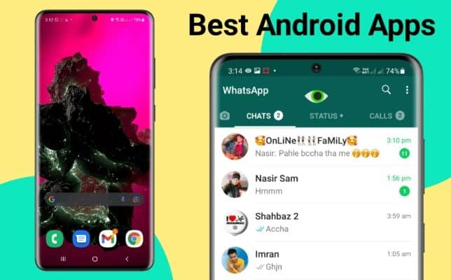 Best Android Application