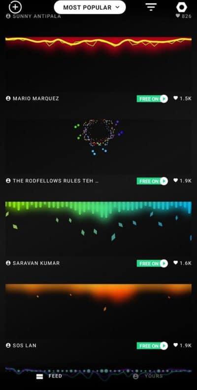 Muviz - Music Visualizer